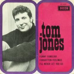Velvet + Steel = Gold - Tom Jones 1964-1969 Tracklist